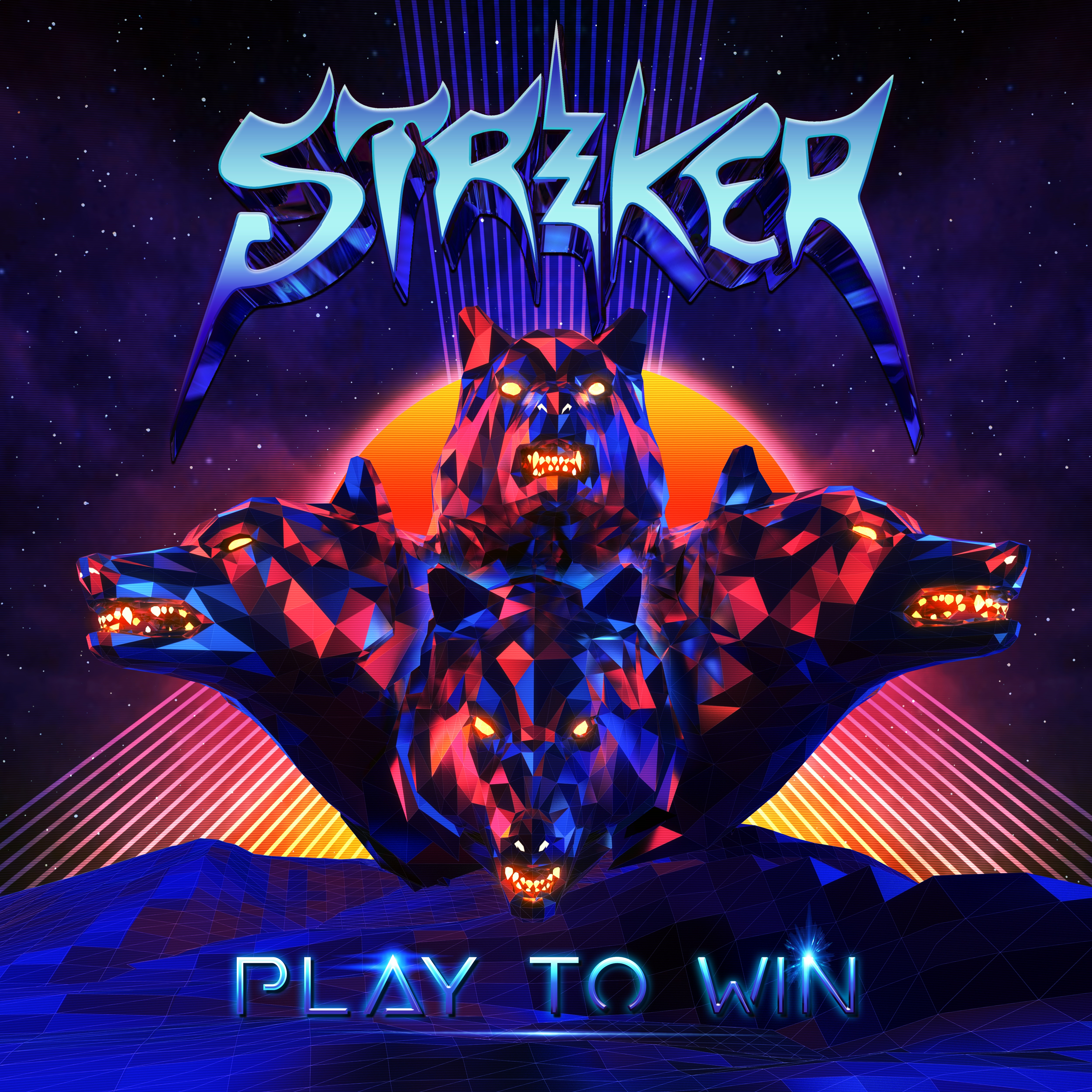 Striker -Play to Win (2018)