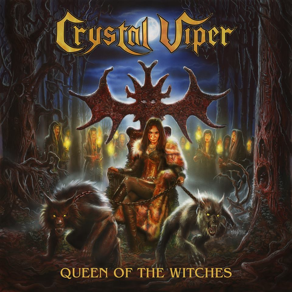Crystal Viper – Queen Of The Witches (2017)