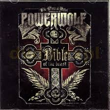 Powerwolf – The Bible of the Beast (2009)