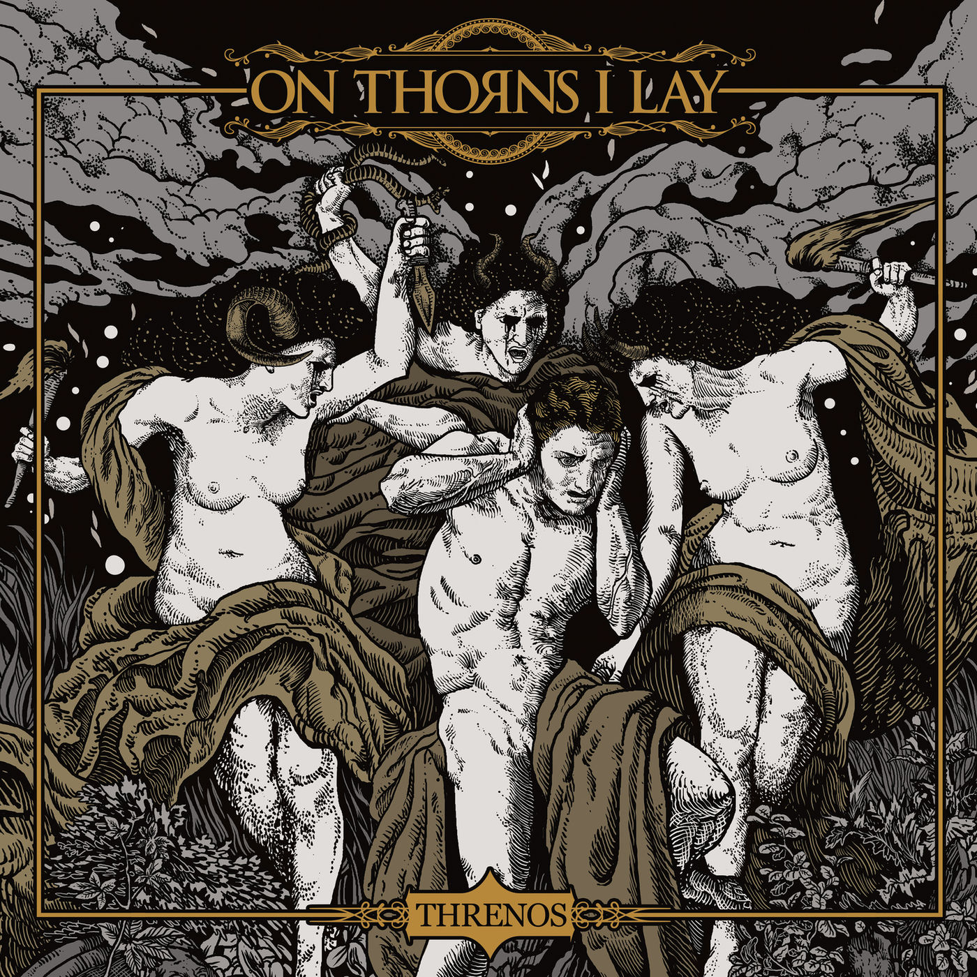 On  Thorns I Lay – Threnos (2020)