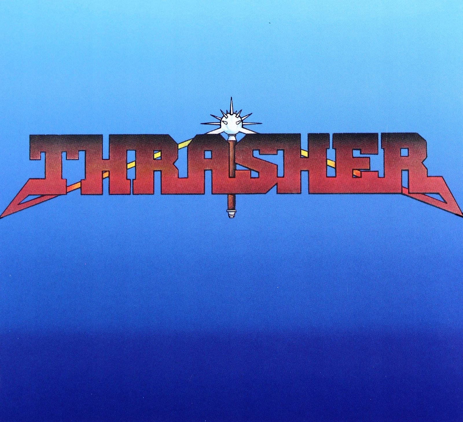 Thrasher – Burning at the Speed of Light (1985)