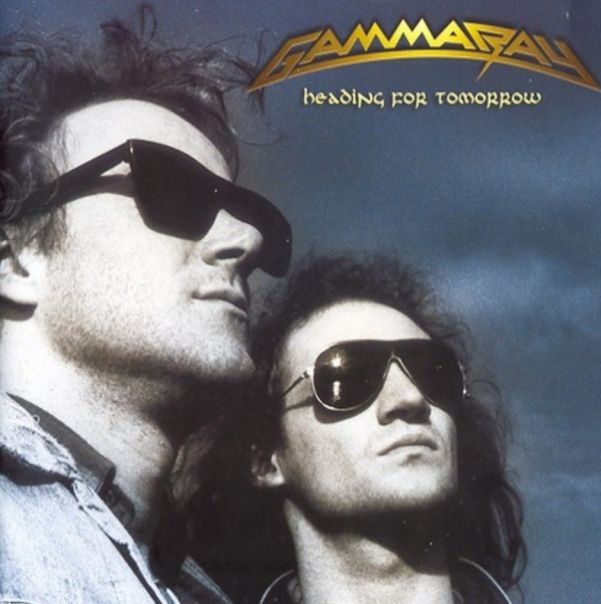 Gamma Ray – Heading For Tomorrow (1990)