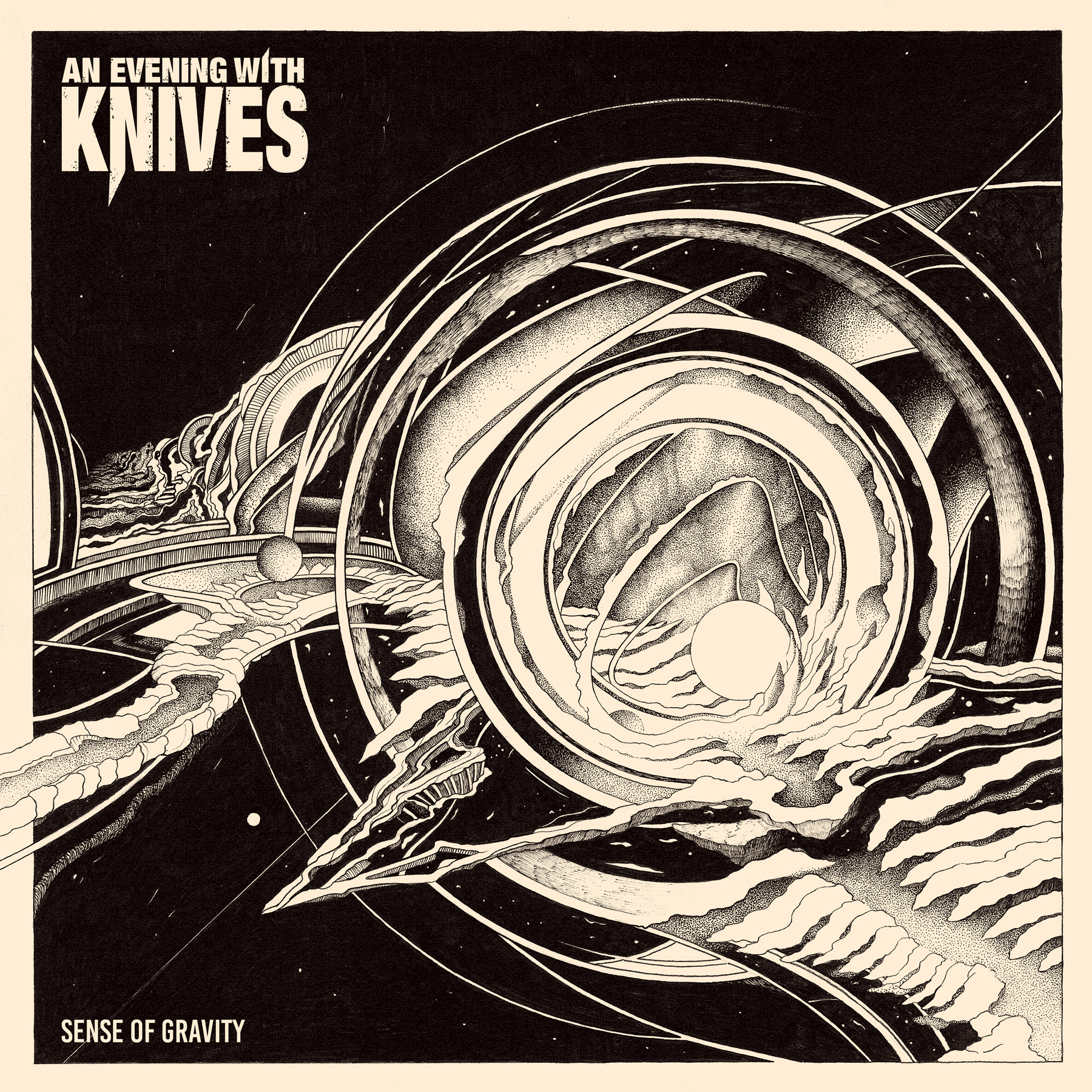 An Evening With Knives – Sense Of Gravity (2020)
