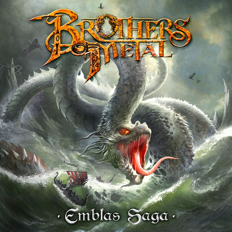 Brothers of Metal – Emblas Saga (2020)