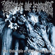 Cradle of Filth – The Principle Of Evil Made Flesh (1994)