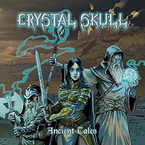Crystal Skull – Ancient Tales (2020)