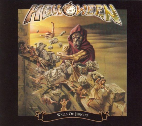 Helloween – Walls Of Jerycho ( Expanded Edition) (1987)