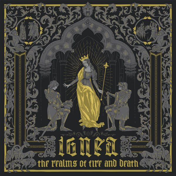 IGNEA — The Realms of Fire and Death (2020)