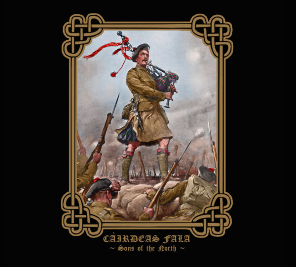 Cairdeas Fala – Sons of North (2021)