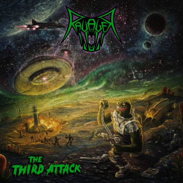Ravager – The Third Attack (2021)