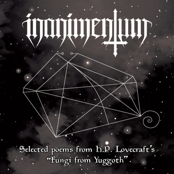 Inanimentum – Selected poems from H.P. Lovecraft's Fungi from Yuggoth (2021)